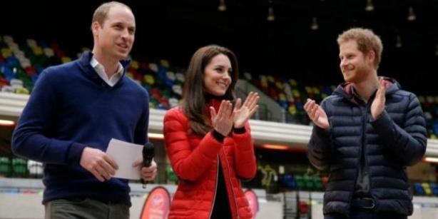 Кейт отлично справилась.   Alastair Grant / AFP / Getty Images