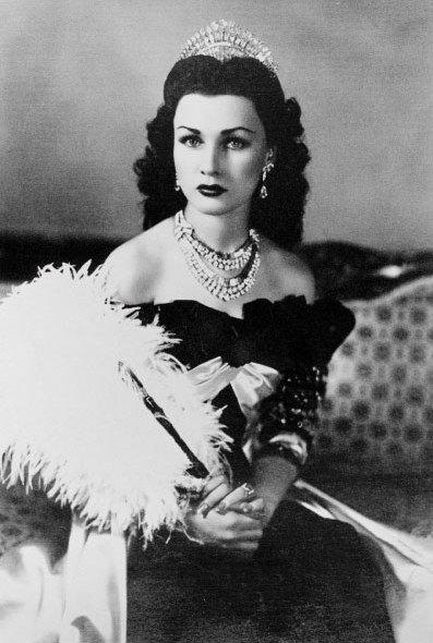 Принцесса Египта Фавзия бинт Фуад