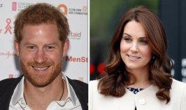 Принц Гарри, как сообщается, обратился за советом герцогини Кембриджской, прежде чем предлагать Меган (фото: Гетти)