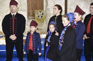 Kronprinsparret aflægger officielt besøg på Færøerne