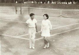 Роман на теннисном корте