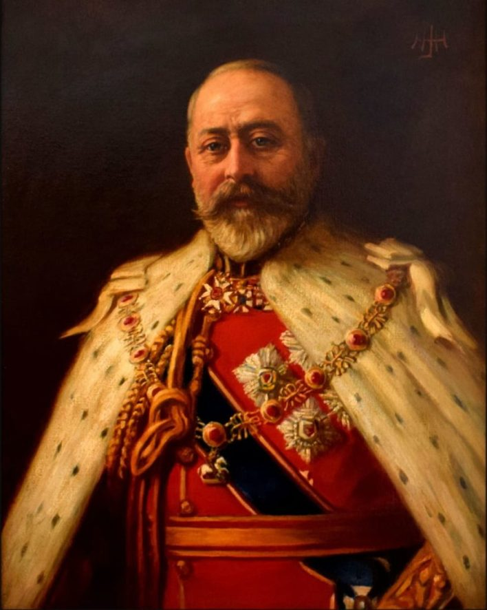 Эдуард VII