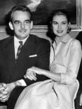 князь Рене и княгиня Грейс