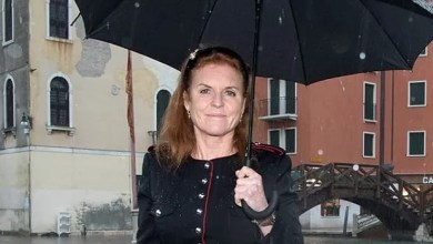 Photo of Sarah Ferguson on Meghan Markle's bullying and sex scandal involving Prince Andrew