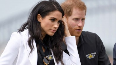 Photo of Prince Harry and Meghan Markle Mocked as 'Duke and Duchess of Privacy' for Not Staying Out of the Spotlight