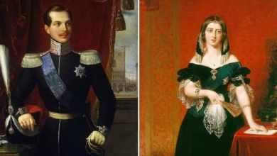 Photo of Император Александр II и королева Виктория
