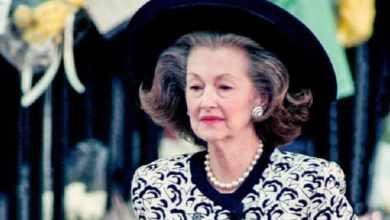 Photo of Мачеха принцессы Дианы: какой на самом деле была Рейн Спенсер