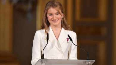 """Photo of Будущая королева Бельгии: """"Страна может рассчитывать на меня»"""