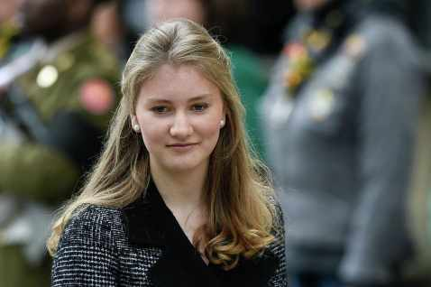 Елизавета Бельгийская 12