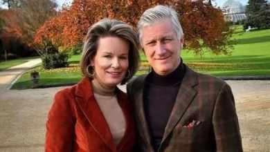 Photo of Король и королева Бельгии выпустили рождественское фото