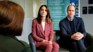 Photo of Герцоги Кембриджские посетили колл-центр службы скорой помощи