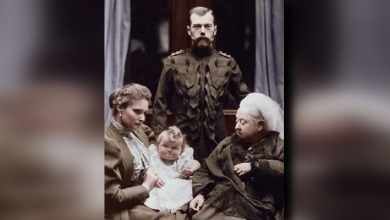 Photo of Николай II с женой и дочерью в гостях у королевы Виктории — история фотографии