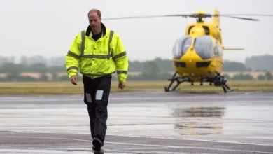 Photo of Принц Уильям хочет вернуться на службу в качестве пилота скорой помощи