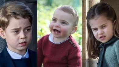 Photo of Чем Джордж, Шарлотта и Луи занимаются в изоляции