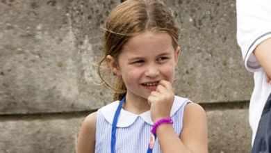 Photo of Четыре прозвища принцессы Шарлотты