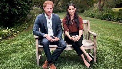 Photo of Меган Маркл осознала, «что ее речи ставят под угрозу отношения Гарри с королевской семьей»