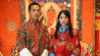 Photo of Бутан празднует королевскую свадьбу