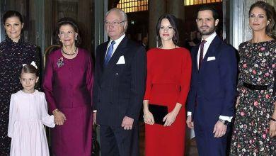Photo of Шведская королевская семья ожидает пополнения