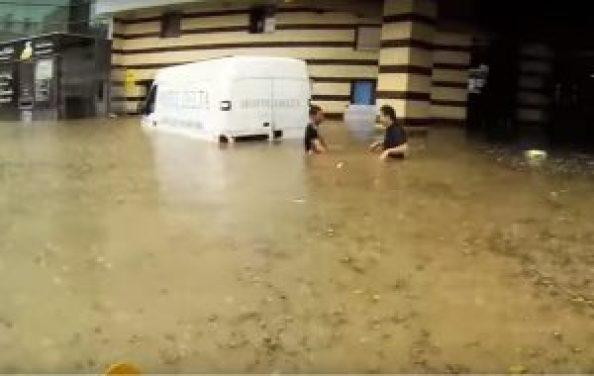 inundatii Tulcea