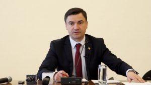 Mihai Chirică-primar Iaşi