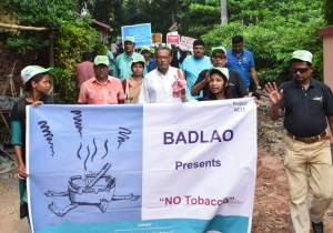 3 300x210 - 13,000 people on streets against Tobacco