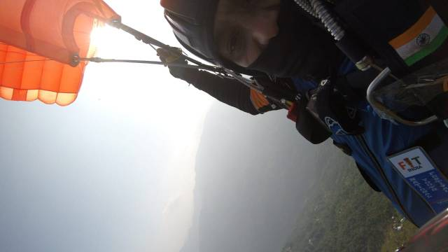 3 4 - Now, Enjoy Skydiving near Mt Kanchenjunga in Sikkim