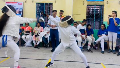Cream Simple Minimal Travel YouTube Thumbnail 5 300x169 - State Fencing Championship Held in Kolkata
