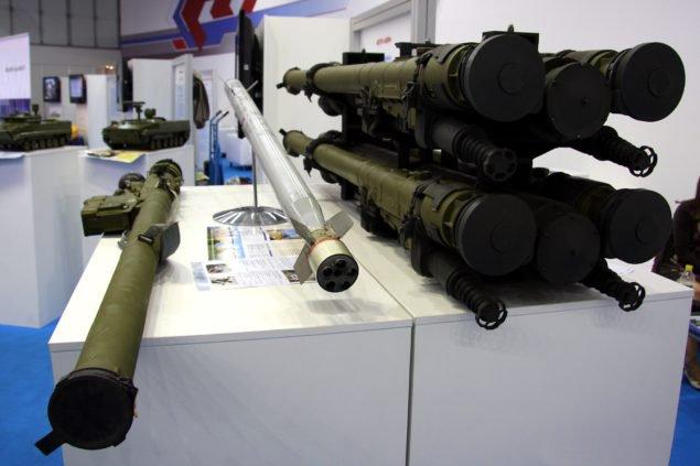 """""""Игла"""" - переносной зенитный ракетный комплекс"""