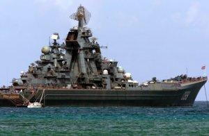 ВМФ России может развернуть только 45 из 270 судов