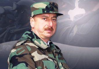 Ali Baş Komandan İlham Əliyev (2)