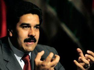 Вы видите Белую Птицу Чавеса в руках Мадуро? А она там есть.