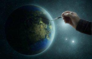 Наша Вселенная является подделкой?