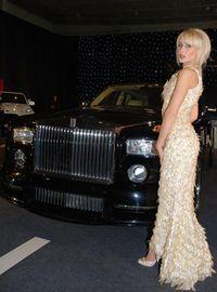 Машинко для блондинко