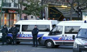 атака на Париж