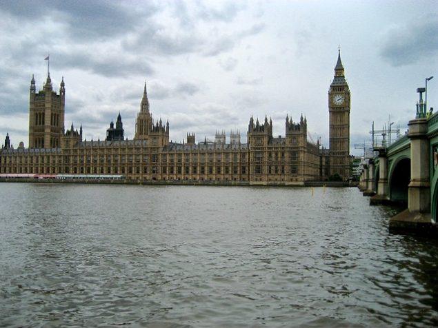 Лондон, Темза