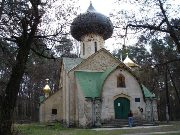 Спаська церква
