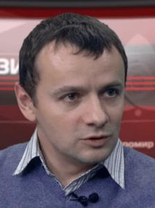 Михаил Кудрявцев по кличке miguel_kud, идеолог хтонического русского национализма