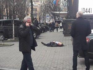 В Киеве убит Денис Вороненков