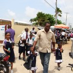 Bees force classes to end at Stella Maris