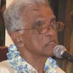 Reepu Daman Persaud passes on