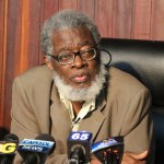 Opposition wants backdoor to Elections  -Dr. Luncheon