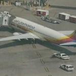 All clear at CAL flight at Miami