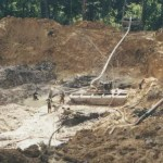 Brazilian miners were operating illegally