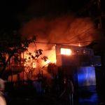 Fire guts Fullworks building on Regent Street