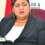 Speaker lifts ban on Priya Manickchand
