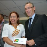 Guyana bags Euro 34 Million for climate change and sea defence projects