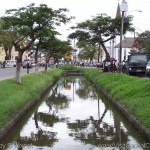 Govt. wants to cover City canals and make parking spots