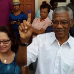 Granger declares confidence as he votes early