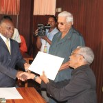 Foreign Affairs Minister Carl Greenidge seeks to lift Guyana's Foreign Service