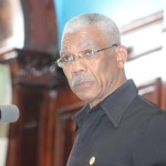 Guyana will not condone Venezuela's threats against investors in Guyana's territory  -Pres. Granger
